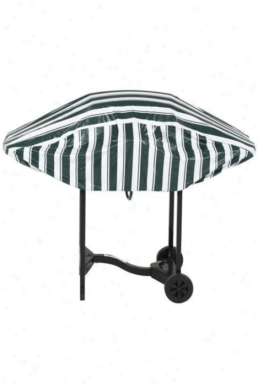 """""""reversible Wagon-style Grill Outdoor Furniture Cover - 52""""""""wx18""""""""l, Reversible"""""""