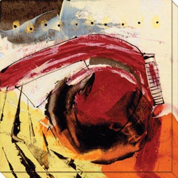 Ripe Grain Iv Canvas Wall Art - Iv, Yellow