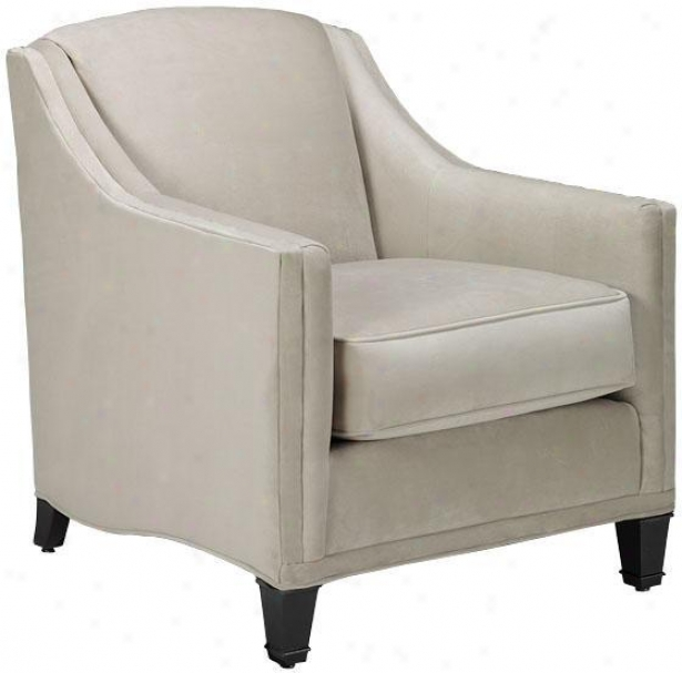 Rockford Arm Chair - Without Nailhd, Beige