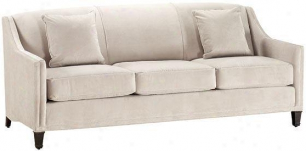Rockford Sofa - Without Nailhd, Beige