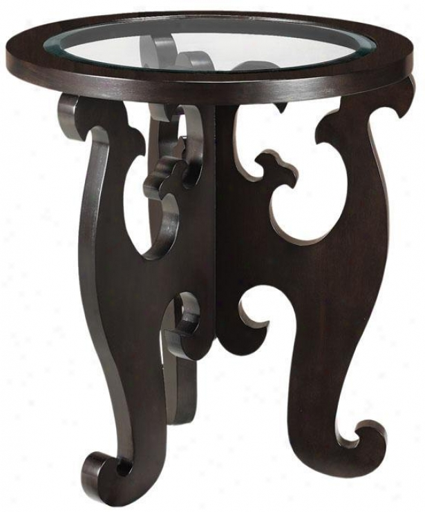 Rue Party End Table Home Decorattors Collection Accent End Tables