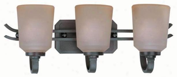 Rupert 3-light Wall Sconce - Thrse Light, Copper Copper