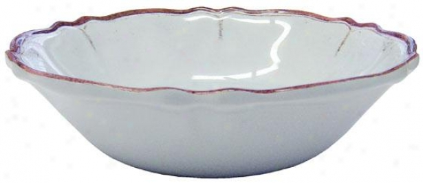 Rustica Cereal Bowls Set Of 4 - Set Of 4, Blue