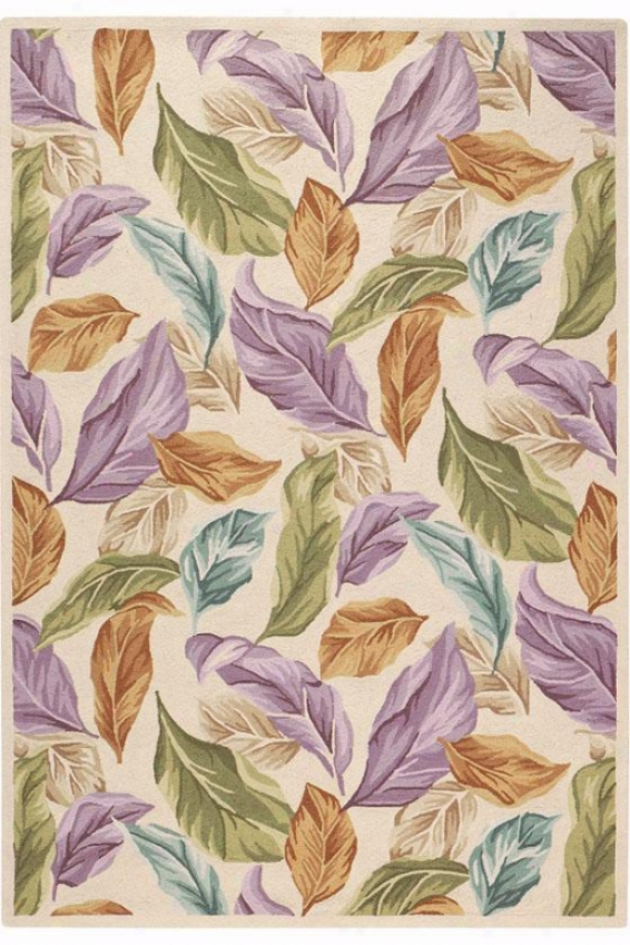 """seasons Ii Area Ruug - 1'8""""x2'6"""", Beige"""