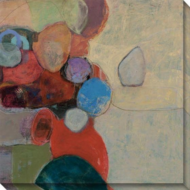 Seeking Likewise I Canvas Wall Art - I, Multi