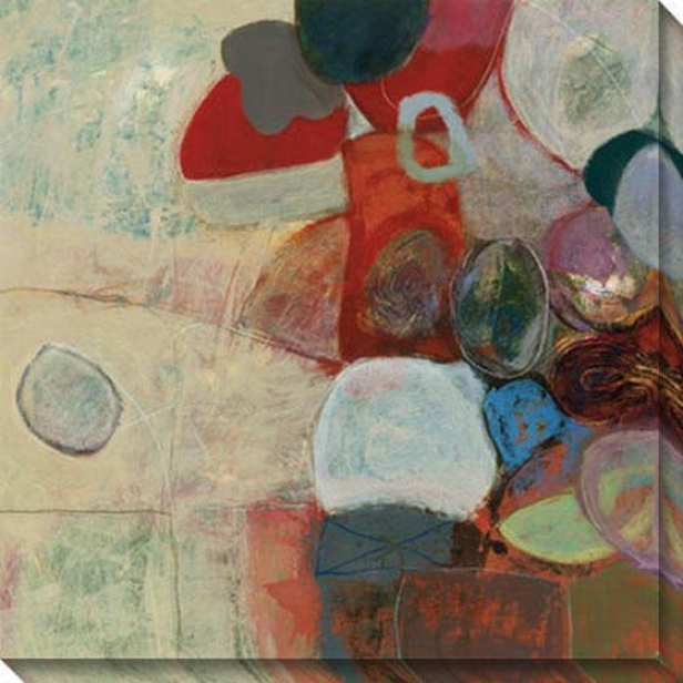 Seeking Likewise Ii Canvas Wall Art - Ii, Multi