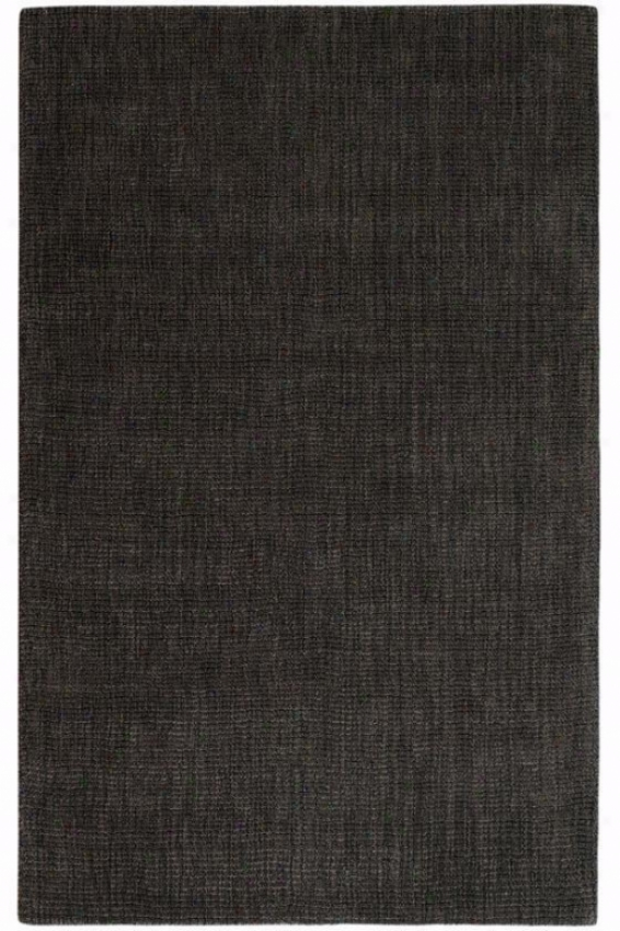 """simplify Rug - 2'9""""x14' Runner, Black"""