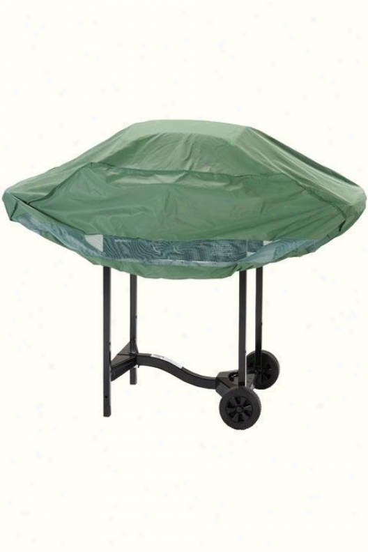 """""""small Waggon-style Grill Outdoor Furniture Cover - 58""""""""w, Deluxe"""""""