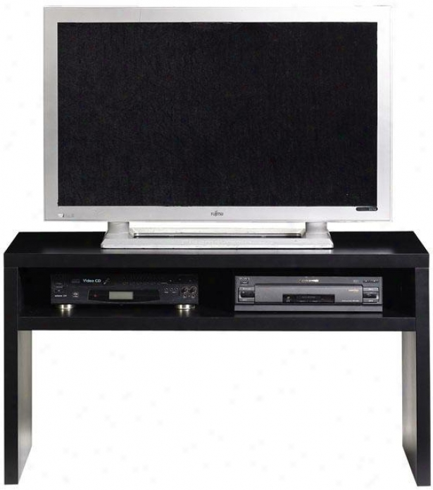 """soho Ethan Tv Stand - 47.75""""w, Black"""