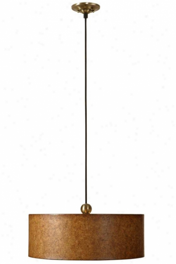 Sonoma Hanging Degree - 3 Light, Antiqued Cork