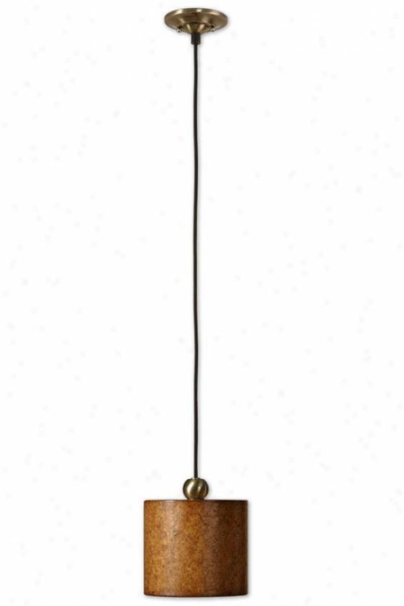 Sonoma Mini Shade - 1 Light/mini, Antiqued Cork