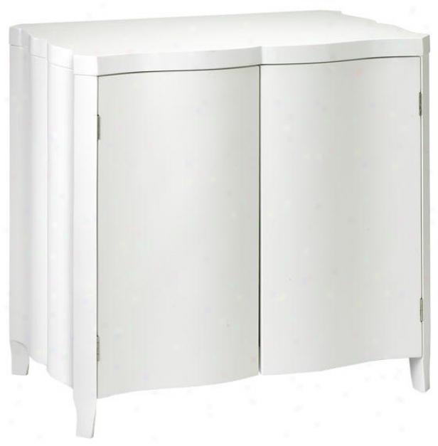 """sorrento Cabinet - 31""""x31.5"""", White"""