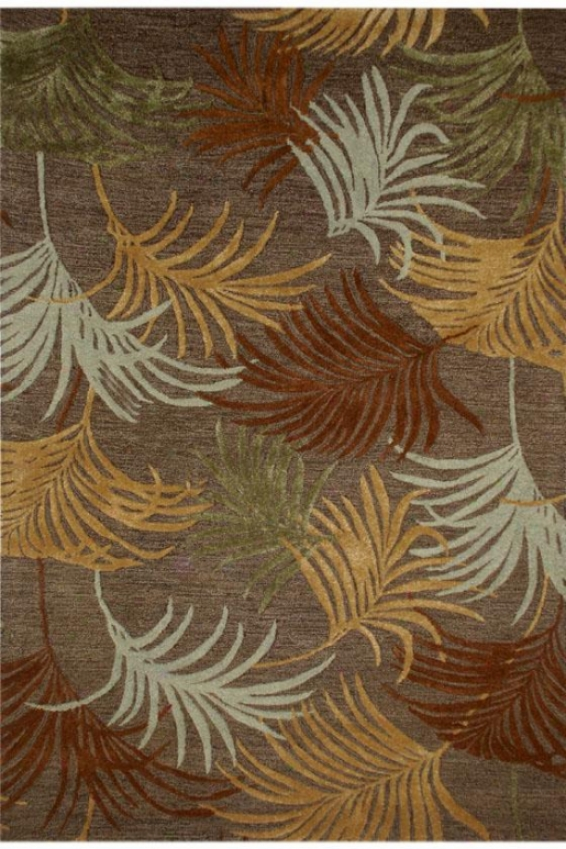 South Strand Area Rug Ii - 5'x8', Chocolate Brown