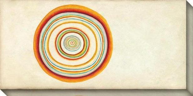 Speed Of Light I Canvas Wall Art - I, Happy