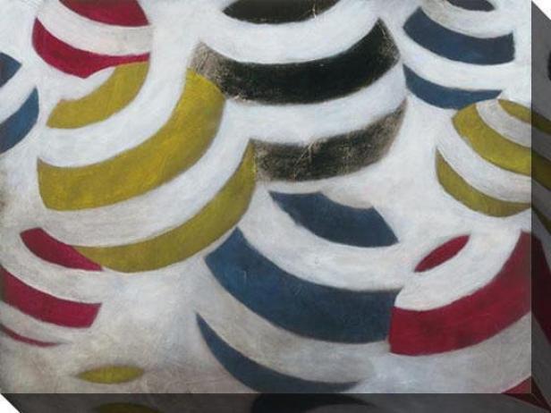 Spherical Ii Canvas Wall Arg - Ii, Multi