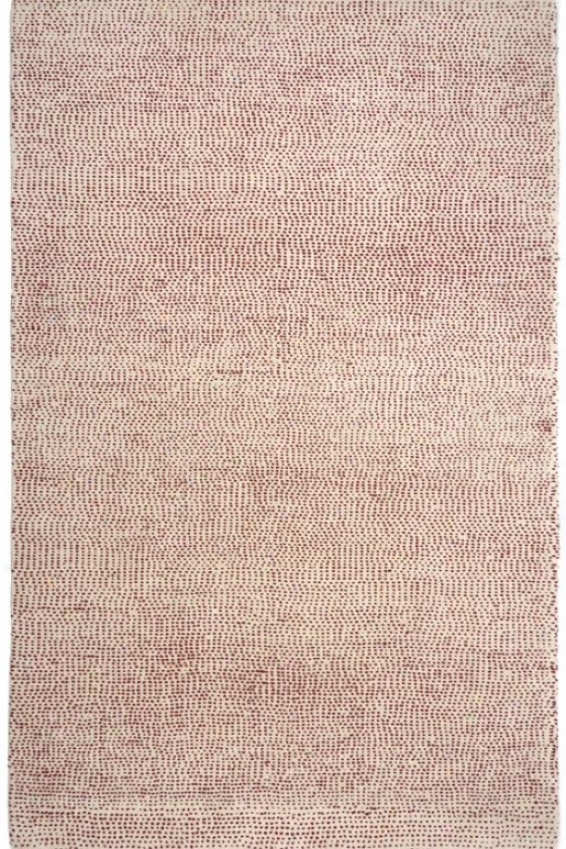 Static Area Rug Ii - 8'x11', White