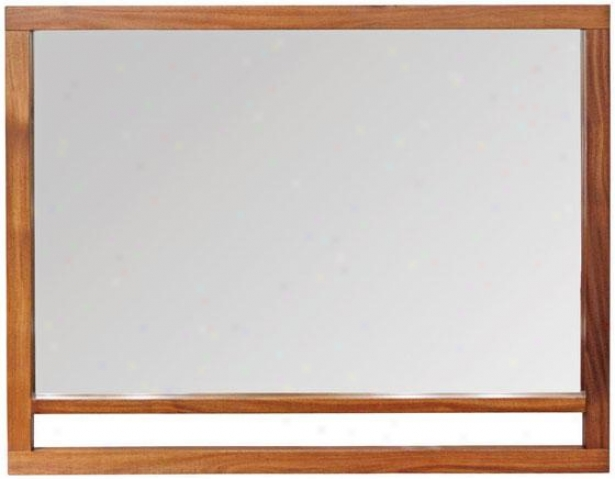 """stella 48""""w Mirror - 38""""x48"""", Slghtly Dstrssd"""
