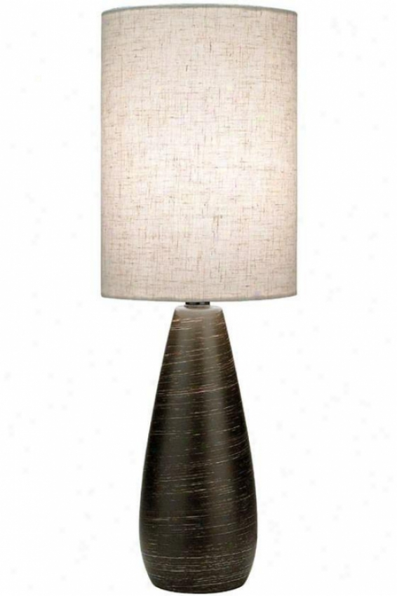 Stilton Table Lamp - Large, Alloy of copper