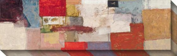 Subliminal Order Ii Canvas Wall Skill - Ii, Multi