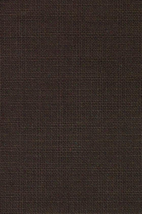 Summerhouse Chocolate Fabric By The Enclosure - Fbrc By The Yrd, 1 Yard