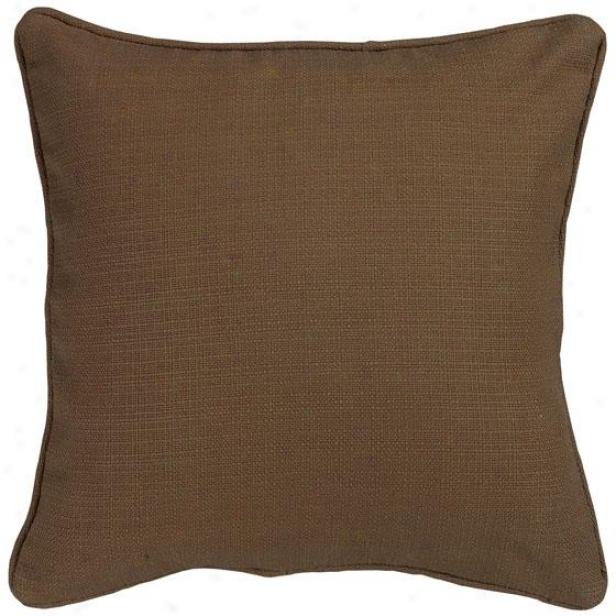 """summerhouse Con Fiber-fiilled Pillow - Fiber-flld Pllw, 26"""" Square"""