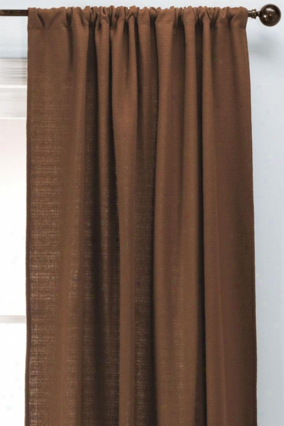 """summerhouse Con Lined Rod Pocket Drapery - Lnd Rd Pckt Drp, 84""""hx54""""w"""