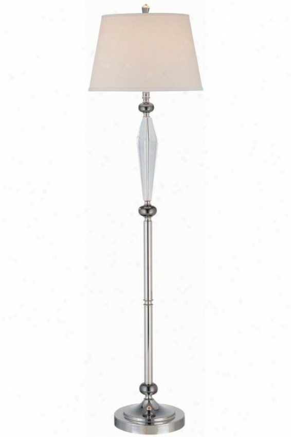 """tara Floor Lamp - 16.5""""x60.5"""", Wicked"""