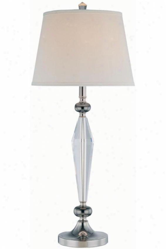 """tara Index Lamp - 14.5""""x34.25"""", Black"""