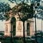 """""""arc De Triomphe Canvas Wall Art - 40""""""""hx40""""""""w, Multi"""""""