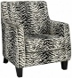 """clayton Arm Chair - 34""""hx32""""w, Black"""