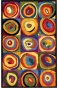 """multi Soho Area Rug - 2'6'x4'6"""", Multi"""