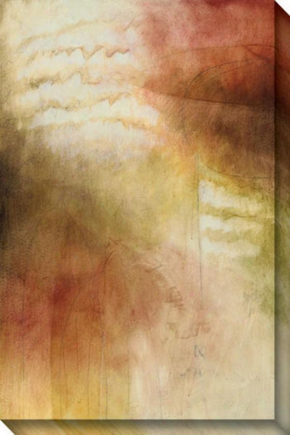Timeless Ii Cajvas Wall Art - Ii, Earthtones