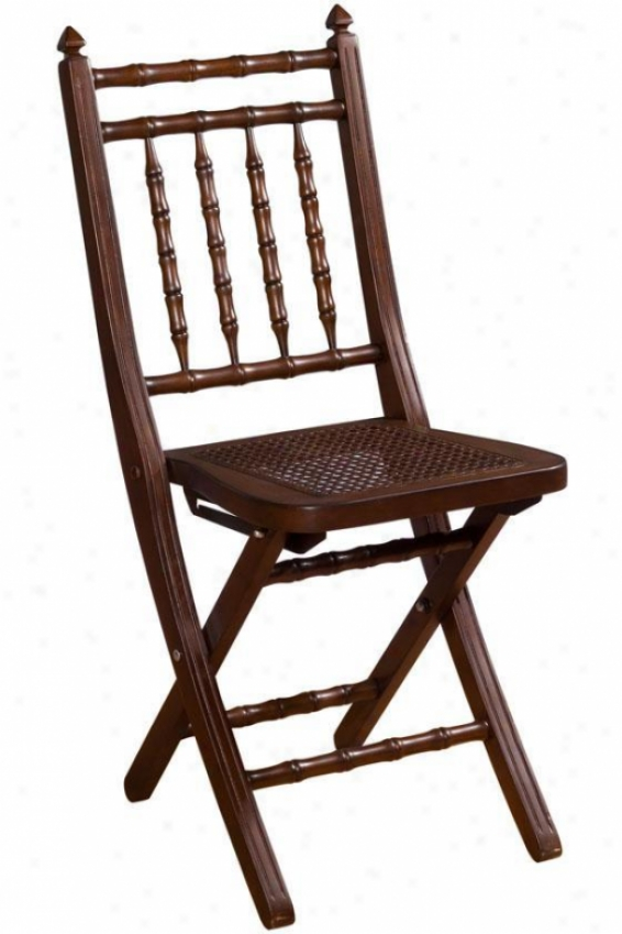 """""""toyston Folding Chair - 35""""""""h, Red"""""""