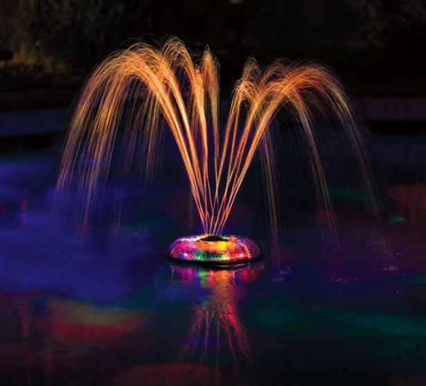 Underwater Light Show And Fountain  - One Sizing, Multi