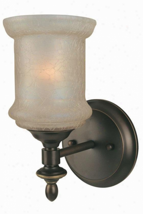 Vashon Wall Sconce - One Light, Bronze