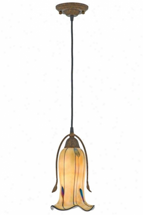 Venice Mini Pendant - 1-light, Steel Gray