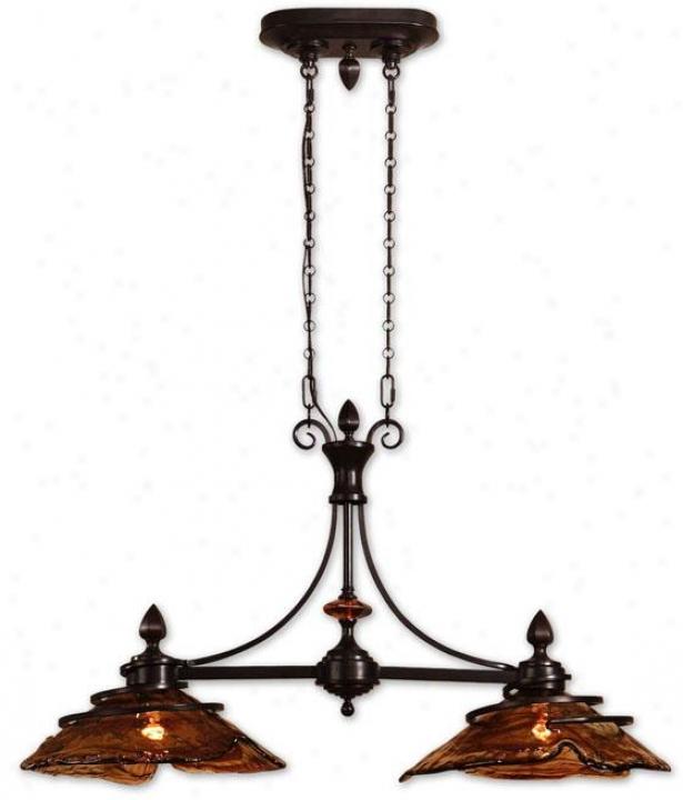 Vitalia 2-light Kitchen - 2 Easy , Copper Bronze