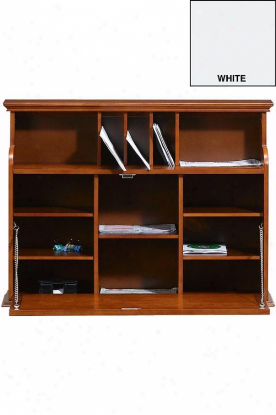 """wall Storage Cabinet - 21.5""hx31""""w, White"""