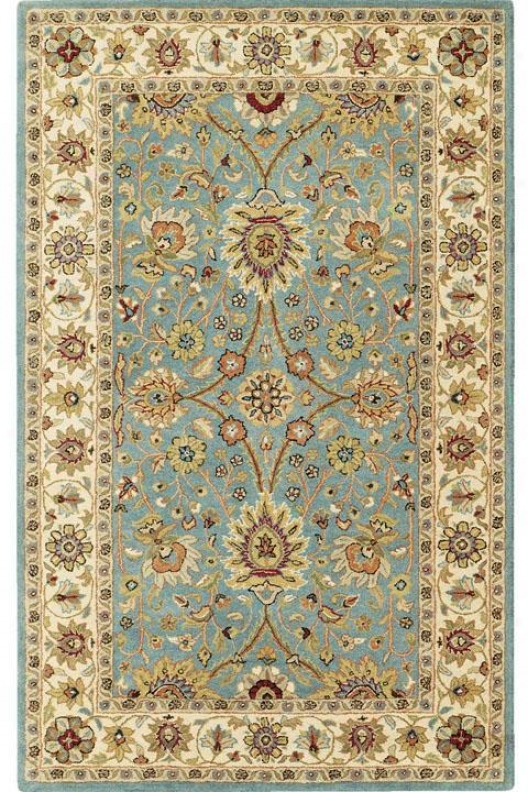 Wessex Area Rug - 4'x6', Blue