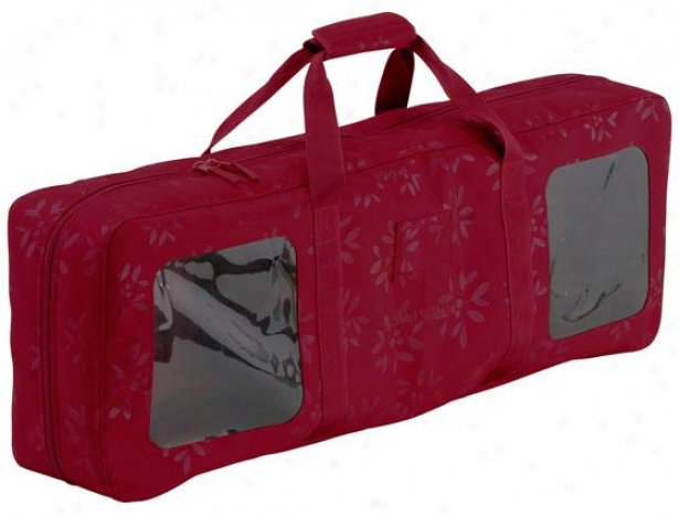 """wrapping Supples Organizer - 13""""hx9""""w, Crimson Red"""