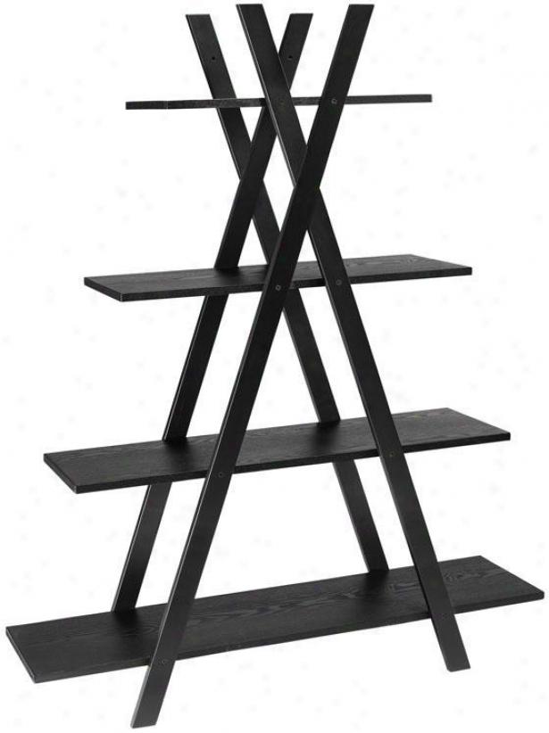 X-etagere - Etagere, Black