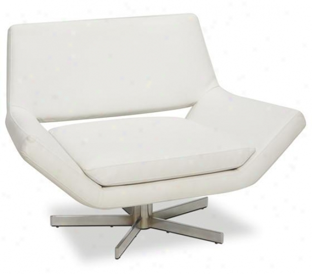 """yield Chair - 30""""hx41""""w, Whote"""
