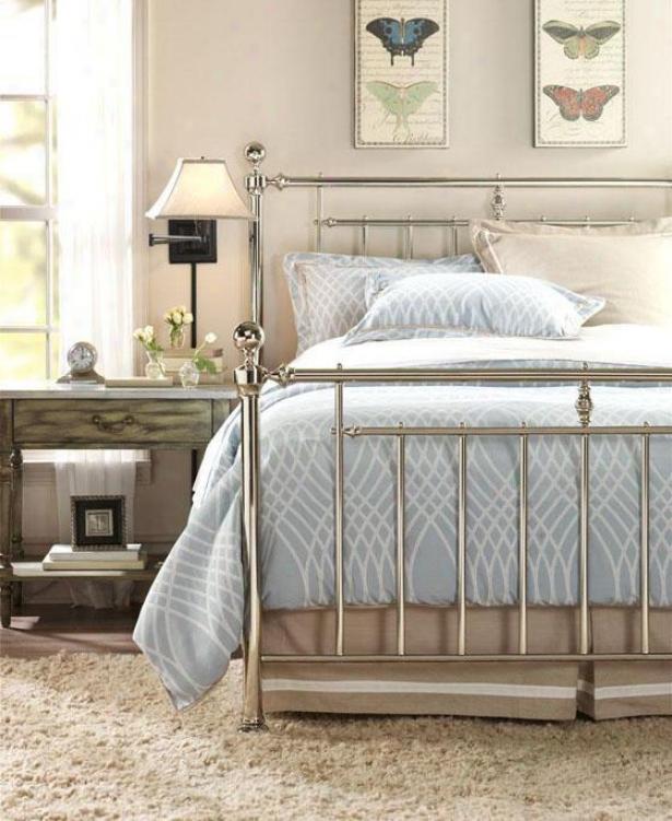 Zen Ii Comforter Set - Queen 9pc Set, Blue