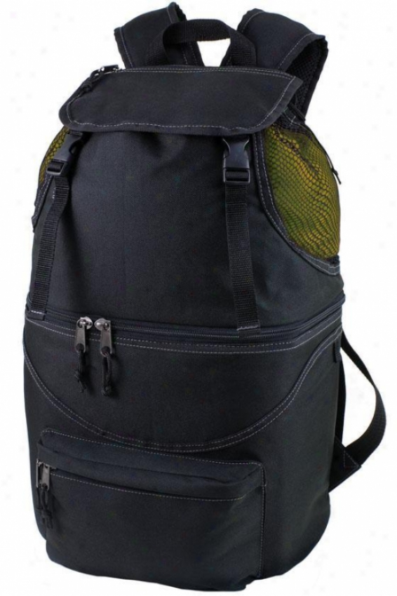 """zuma Cooler Backpack - 19""""hx8""""wx11""""d, Black"""