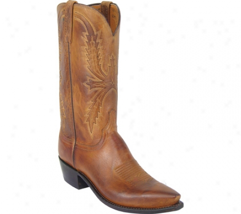 1883 By Lucchese N1547-54 (men's) - Tan Burnished Mad Dog Goat