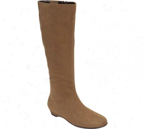A2 By Aerosoles Sota Bread (women's) - Taupe Manufactured cloth