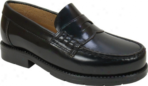 Academie Gear Josh (men's) - Black Leather