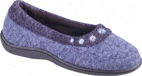 Acorn Deena Ballet (women's) - Harbor Heather