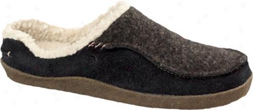 Acorn Odin (men's) - Shale Tweed Wool
