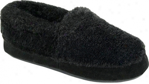 Acorn Tex Moc (women's) - Black Bear